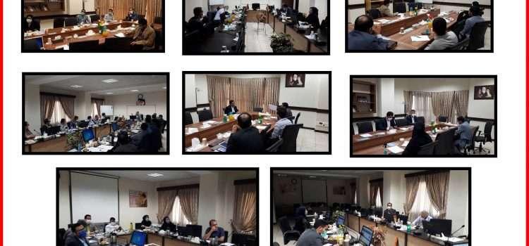 فهرست جلسات برگزار شده در پژوهشکده امنیت اقتصادی تدبیر در ۶ ماه اول سال ۱۴۰۰